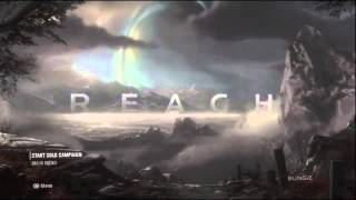 Halo Reach Complete Soundtrack 01 - Intro + Menus
