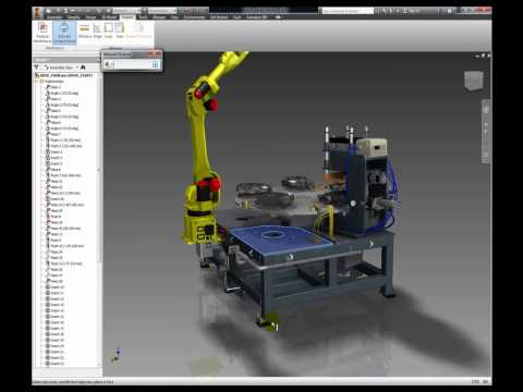 Man and Machine CAD Fair - Industrial Machinery Design
