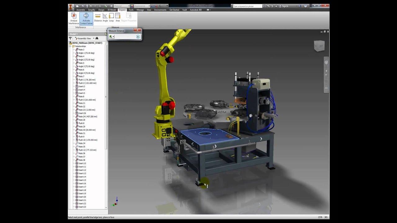 machine design cad