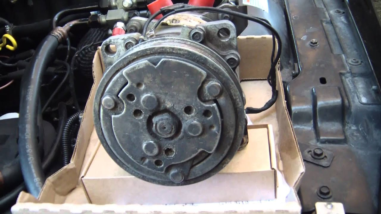 DIY Auto: Intermittant A/C. Compressor clutch diagnosis on ...