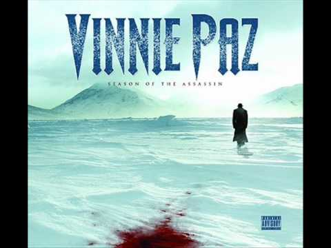 Vinnie Paz Keep Movin on.