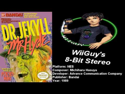 Dr. Jekyll and Mr. Hyde (NES) Soundtrack - 8BitStereo