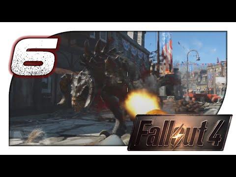 Fallout 4: Aneirin - 6. Death Claw Death Match!