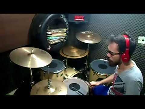 Cordeiro e Leão - Drum Cover