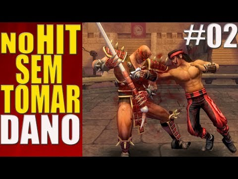 Mortal Kombat Shaolin Monks HARD #02 EVIL MONASTERY & LIVING FOREST - LIU KANG (PS2)【TAS】 thumbnail