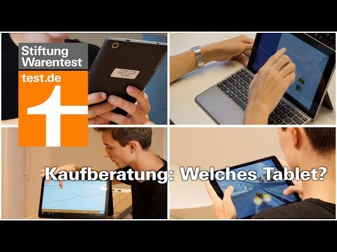 Welches Tablet? Alles über Tablets, Convertibles & Detachables - Kaufberatung