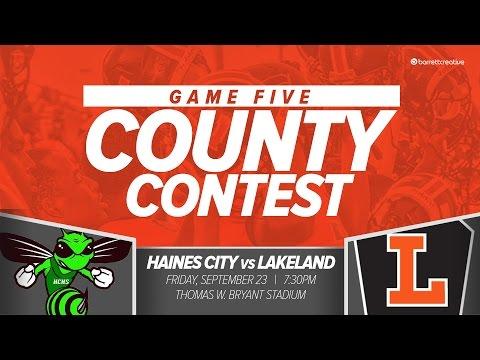 Haines City vs Lakeland