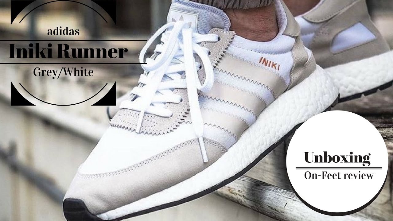 948e2dd29ab adidas Iniki Runner Grey White