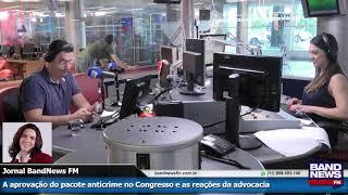 Mônica Bergamo: a reação da advocacia ao pacote anticrime sancionado pelo presidente Jair Bolsonaro