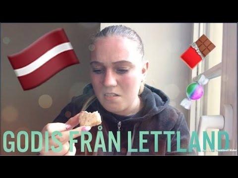 Emmy testar: Godis från Lettland
