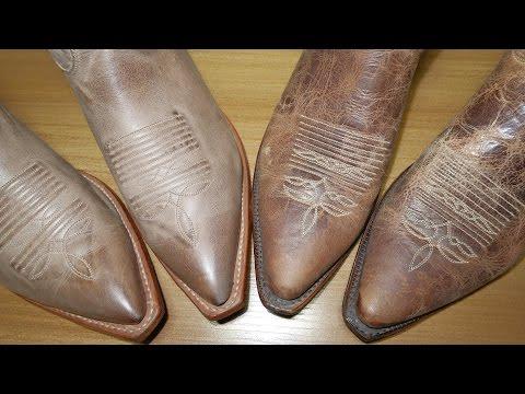 С чем носят обувь казаки