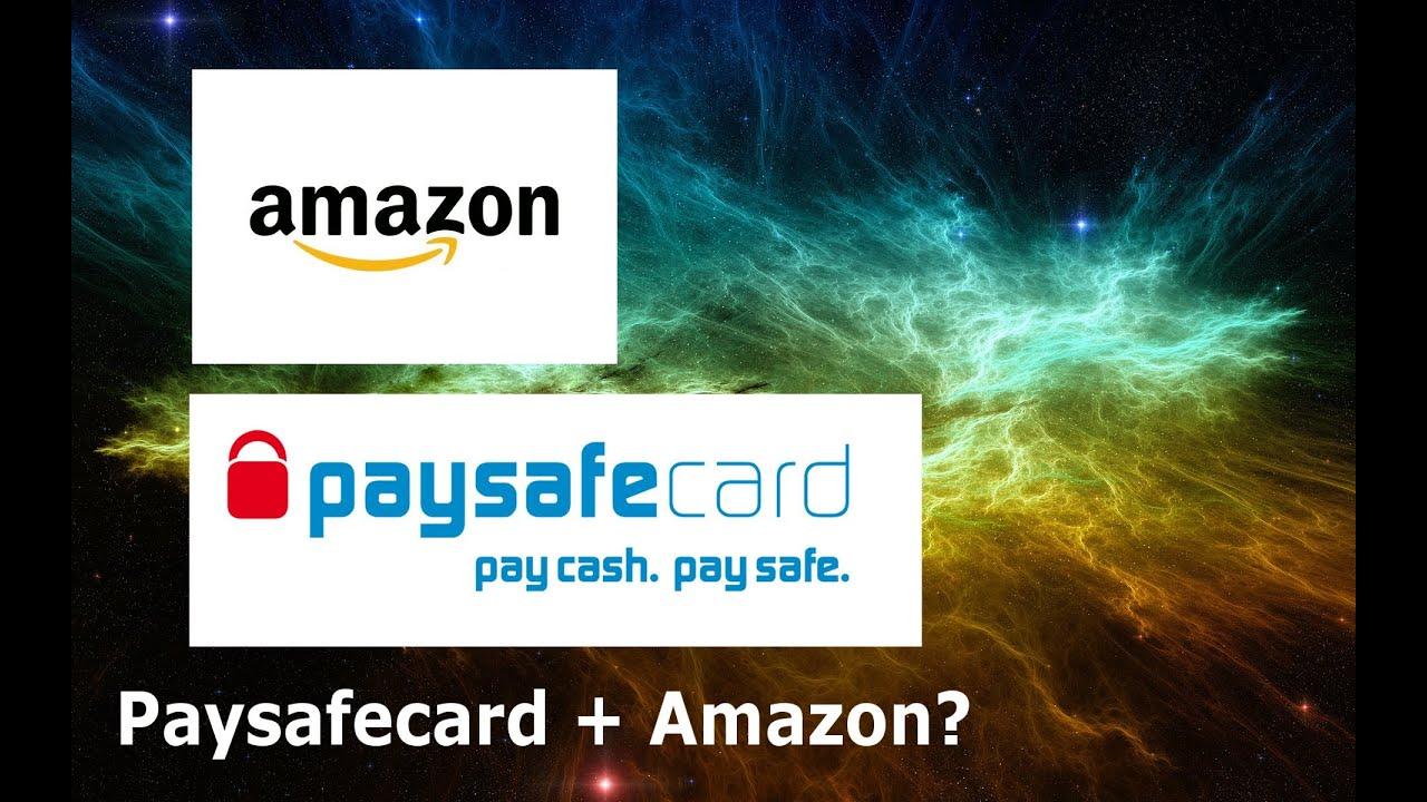 Amazon Mit Paysafecard Bezahlen