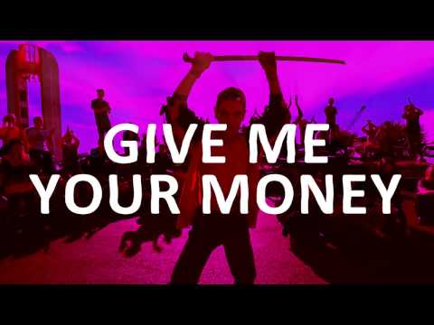 Little Big - Give Me Your Money / Karaoke /