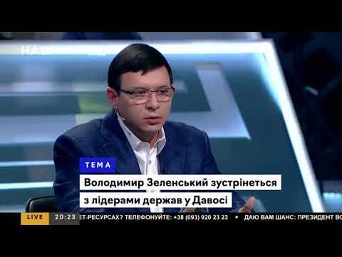 Евгений Мураев назвал