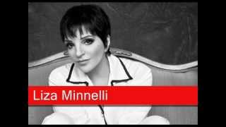 Liza Minnelli: Quiet Thing