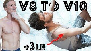 V8 to V10 in 4 months - Crazy transformation! #165