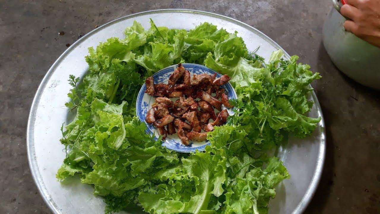 Thịt Ba Chỉ || Nướng siêu ngon, Hơn Ẩm Thực Tam Mao.