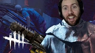 THE CHAINSAW, WHAT! | Dead By Daylight Gameplay Part 48