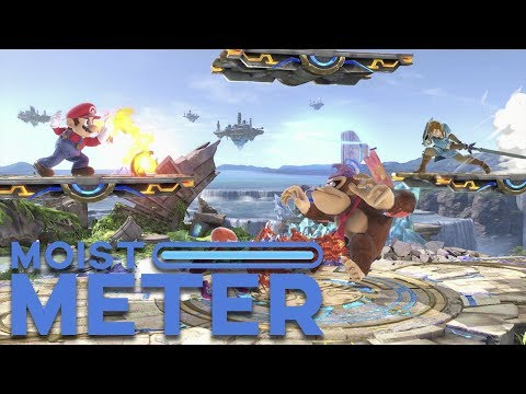 Moist Meter | Smash Ultimate