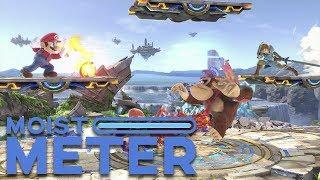 Moist Meter | Smash Ultimate