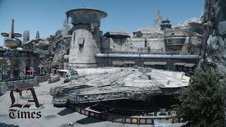 A first look at Star Wars: Galaxy's Edge