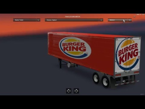 ATS Trailer pack for ATS | ATS mod by Mods Community