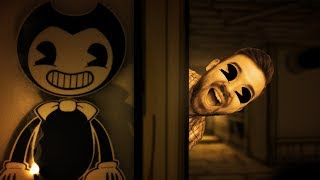 BENDY, Я ИДУ ЗА ТОБОЙ! - Bendy and the Ink Machine: Chapter Four #1