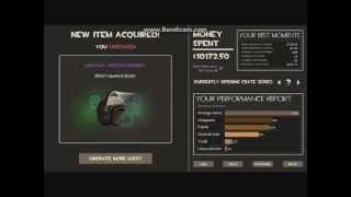 TF2 Crate Simulator