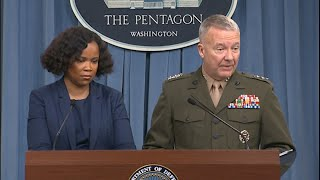 Pentagon Faces Questions on Ambush in Niger