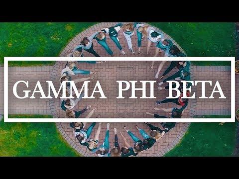 GAMMA PHI BETA // University of Idaho Recruitment Video 2017