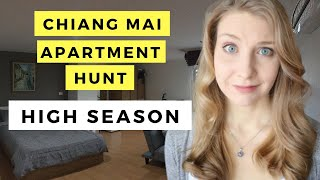 Chiang Mai Apartment Hunt | HIGH SEASON 2018 - 2019
