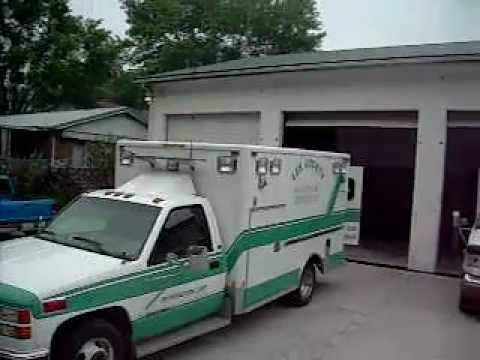 Lee County Virginia Amateur Radio Emergency Response Vehicle