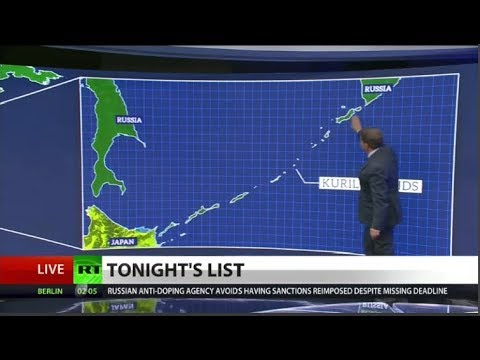 Russia, Japan Still at War over these Islands – Explained