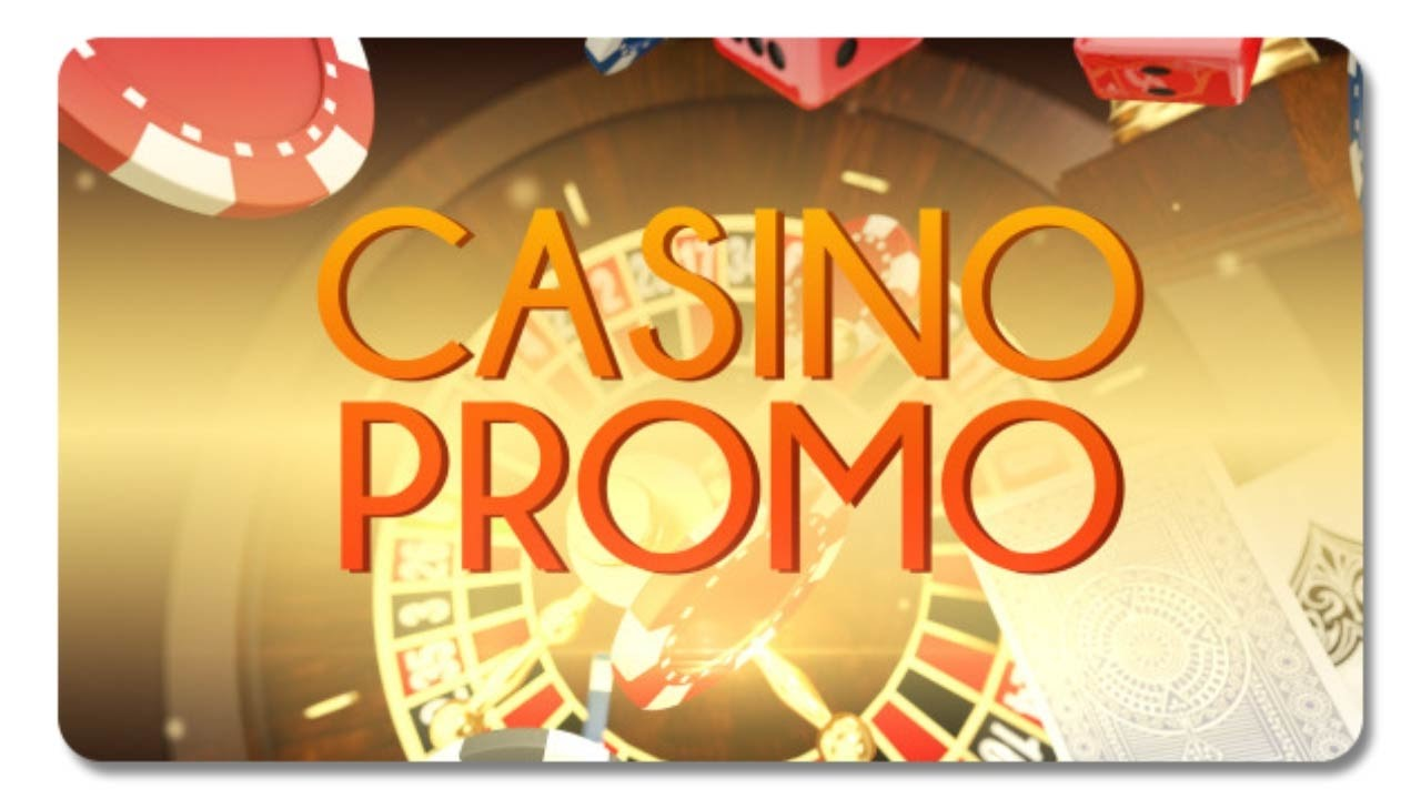casino promo after effects template