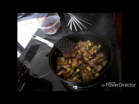 recette-sans-gluten-express/-émincé-de-boeuf-courgettes-et-quinoa