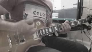 Böhse Onkelz - Keine Zeit full guitar cover HD