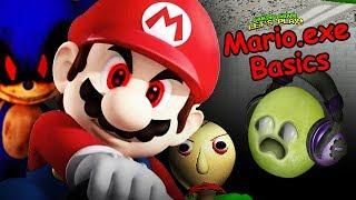 Mario's.Exe BASICS!! (Baldi's Basics in Education)