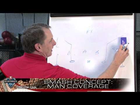 """Ty Detmer Quarterback Camp - Tip 1 """"Smash Concept"""""""