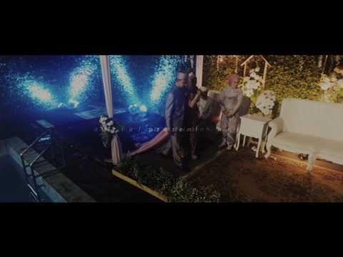 Wedding Ridwan & Dewi Fatimah ( Dedew ) - Aerial Video