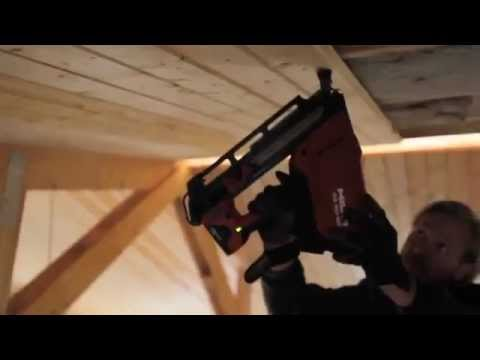 Hilti GX 90 Framing Nailer   Now Available From Plantool Hirecentres