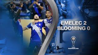 Emelec vs. Blooming [2-0] | GOLES | Primera fase (Vuelta) | Sudamericana 2020