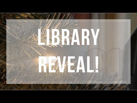 Library Reveal!