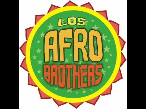 Afro brothers Luna bella.