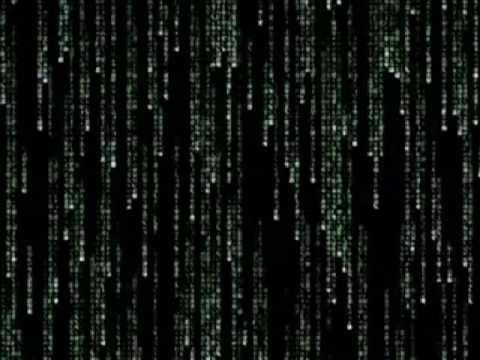 Mic Wallpaper Hd Instalar The Matrix Code Screensaver Youtube
