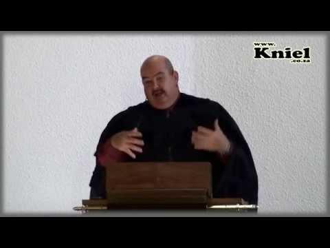 Lewe presies net soos God vir julle sê.   (www.kniel.co.za)