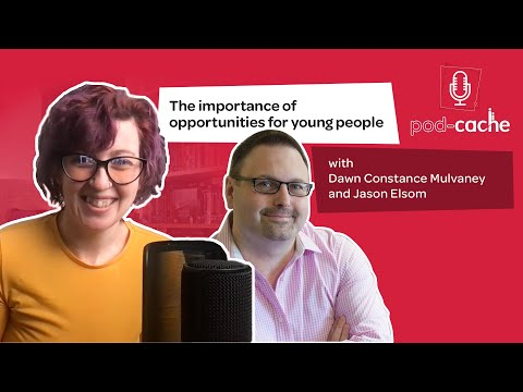 The Importance of Opportunities for Young People with Jason Elsom from Speakers for Schools.