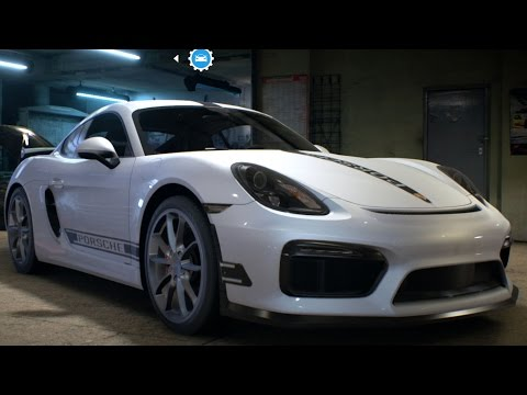 Porsche Cayman GT4 2015 - Need For Speed 2016 - Test Drive Gameplay (PC HD) [1080p60FPS]
