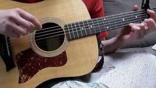 Where I Belong Guitar Chords C Position Building 429
