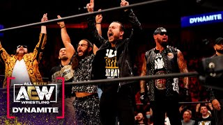 When Will We Find Out How Elite Adam Cole Really Is?   AEW Dynamite, 9/8/21