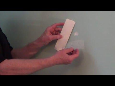 Mesh Tape VS Paper Tape